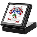 Ronald Family Crest Keepsake Box