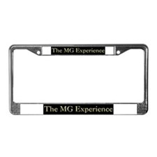 Cute Mg License Plate Frame