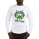 Rowentree Family Crest Long Sleeve T-Shirt