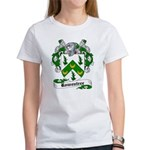 Rowentree Family Crest Women's T-Shirt