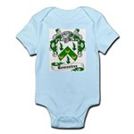 Rowentree Family Crest Infant Creeper