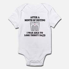 WEIGHT LOSE Infant Bodysuit