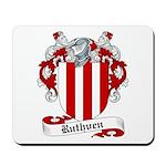 Ruthven Family Crest Mousepad