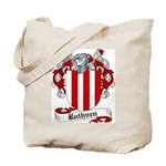 Ruthven Family Crest Tote Bag