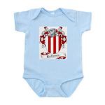 Ruthven Family Crest Infant Creeper