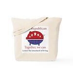 Spoiled Pig Tote Bag