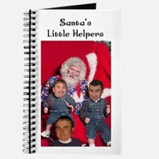 Santa's Little Helpers Journal