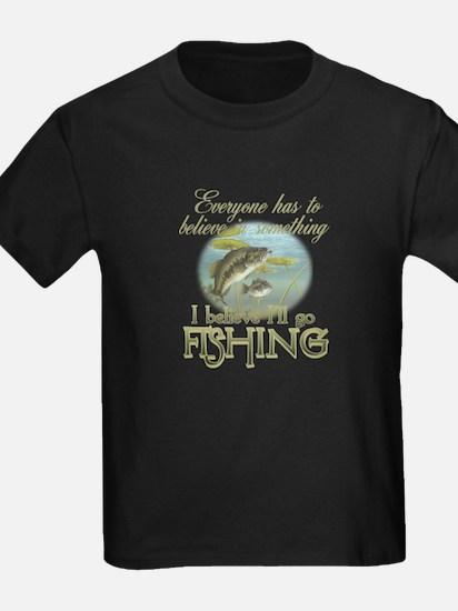 Believe in Fishing T