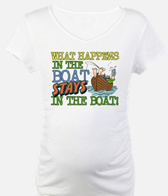 STAYS IN THE BOAT Shirt