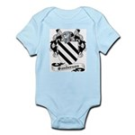 Sanderson Family Crest Infant Creeper