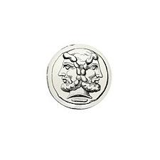 Funny Ancient rome Mini Button