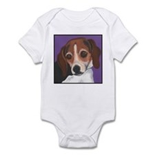 Suzette Beagle Infant Bodysuit