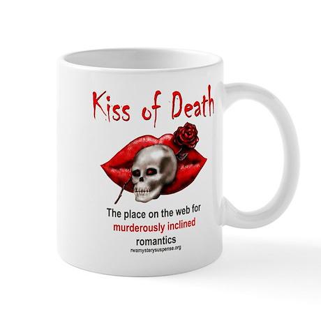 Kiss of Death Mug