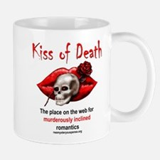 Kiss of Death Mug