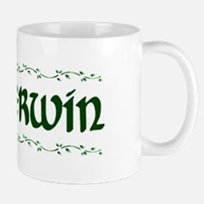 Kerwin Celtic Dragon Mug