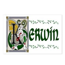 Kerwin Celtic Dragon Postcards (Package of 8)