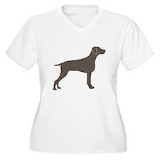 Weim Silhouette T-Shirt