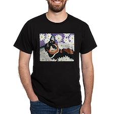 Dachshund in Daisies T-Shirt