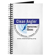 Clean Angling Pledge Journal