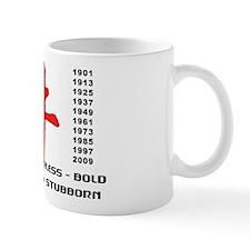 Ox Years Mug