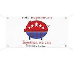 Border Pig Banner