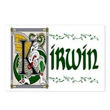Kirwin Celtic Dragon Postcards (Package of 8)