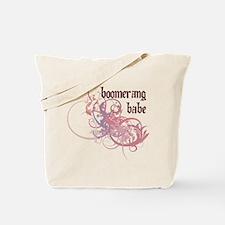 Boomerang Babe Tote Bag