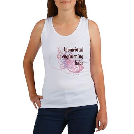 Biomedical Engineering Babe Women's Tank Top