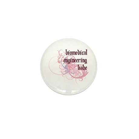 Biomedical Engineering Babe Mini Button (10 pack)