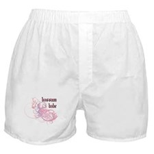 Bassoon Babe Boxer Shorts