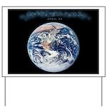 Earth Day 2009 Yard Sign