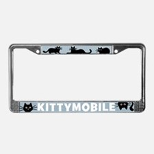 KITTYMOBILE License Plate Frame