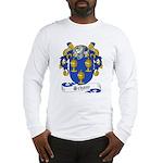 Schaw Family Crest Long Sleeve T-Shirt