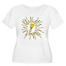 Funny Handbell T-Shirt