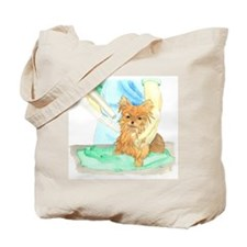 Pom Being Dried Tote Bag