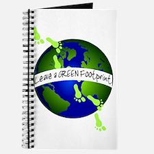 Green Footprints Journal