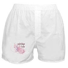 Audiology Babe Boxer Shorts