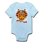 Seton Family Crest Infant Creeper