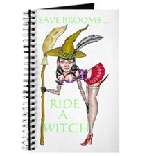 RIDE A WITCH Journal