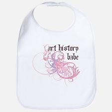 Art History Babe Bib