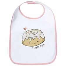 Cute Japanese baby Bib