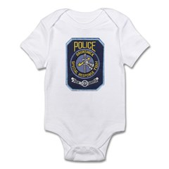 Brunswick Police SWAT Infant Bodysuit