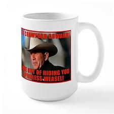 Crawford Coward Mug