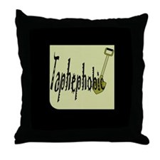 Hoo doos Throw Pillow