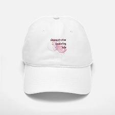 Administrative Assisting Babe Baseball Baseball Cap