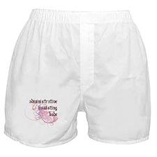 Administrative Assisting Babe Boxer Shorts
