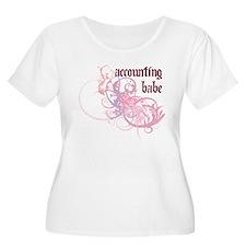 Accounting Babe T-Shirt