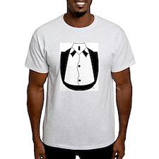 Dress Shirt Ash Grey T-Shirt