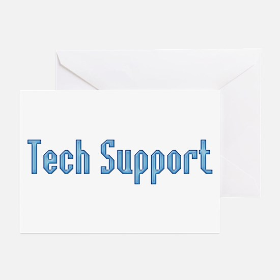 Tech Support Greeting Cards (Pk of 10)