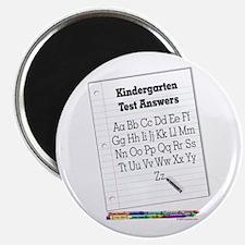 Funny K12 Magnet